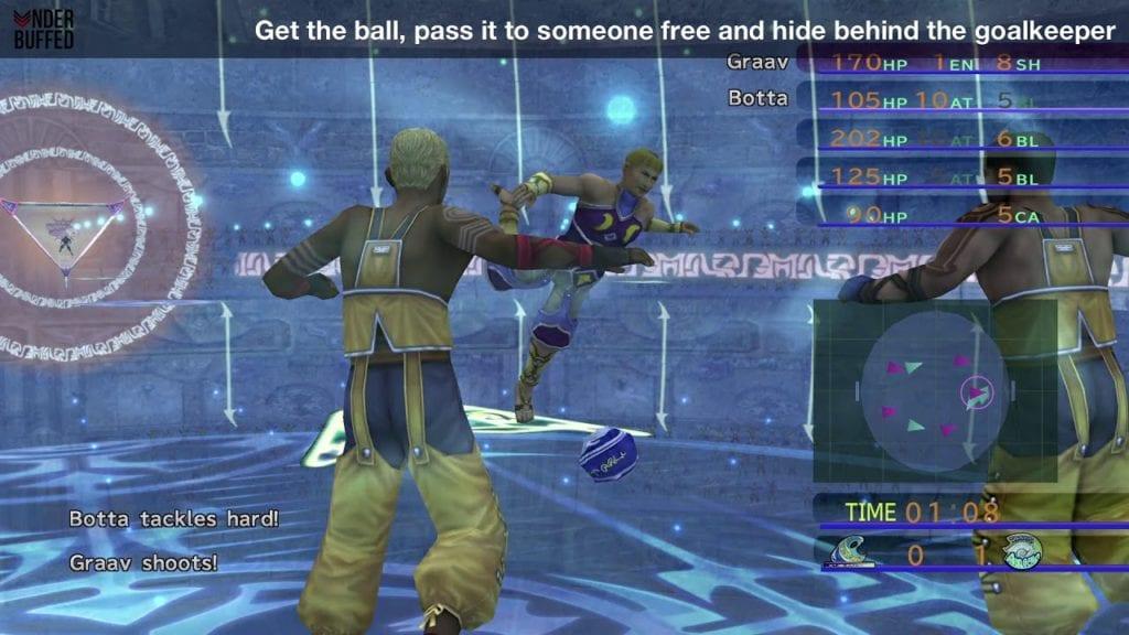 Ffx Blitzball