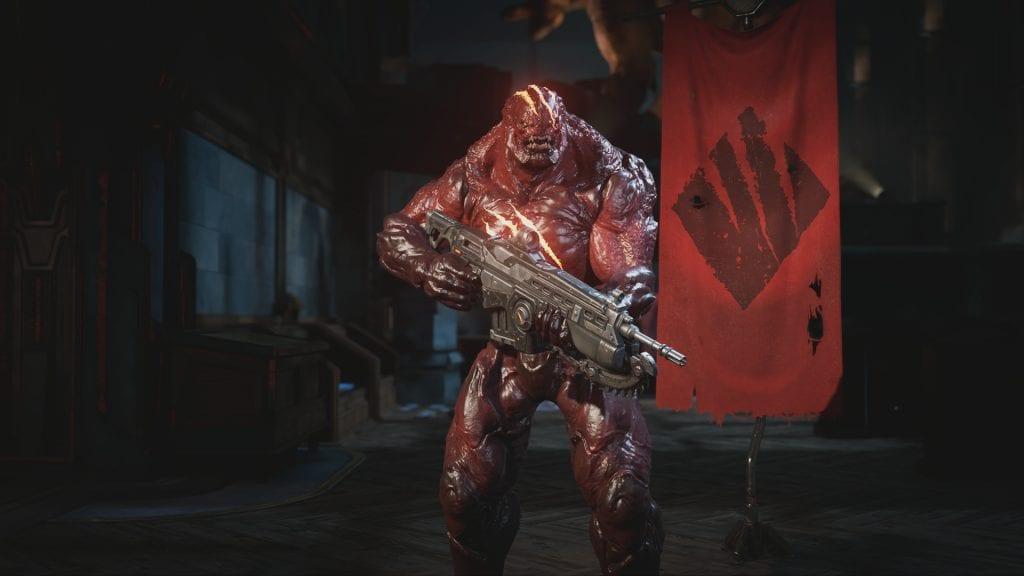 Gears 5 update boomshot