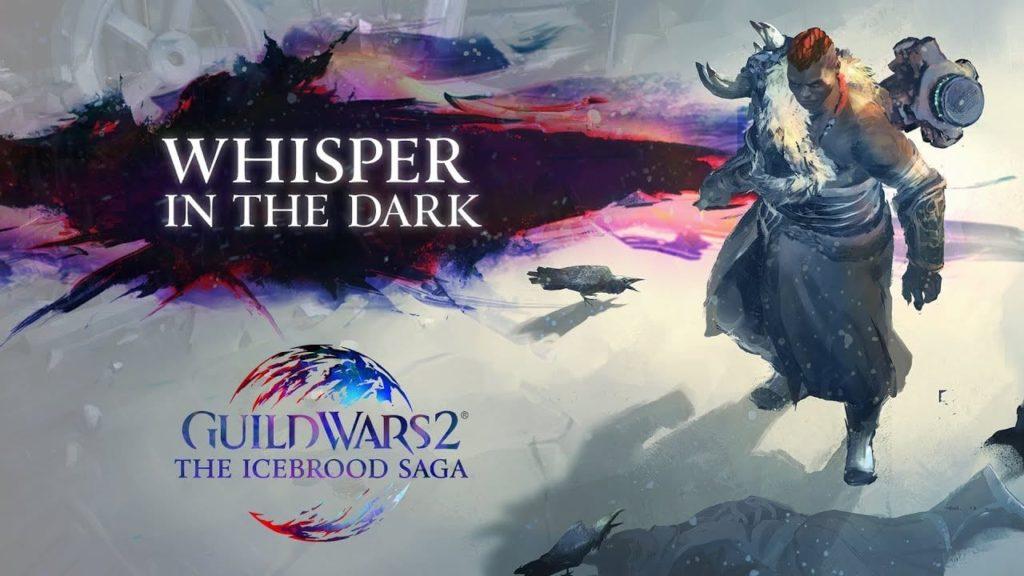 free icebrood saga Guild Wars 2: Whisper In The Dark Releases November 19