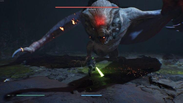 Star Wars Fallen Order Boss Fight Guide Gorgara Fight