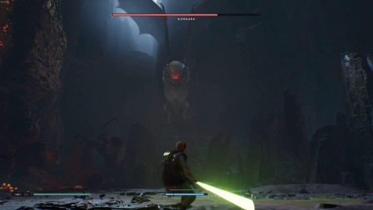 Star Wars Fallen Order Boss Fight Guide Gorgara Fly
