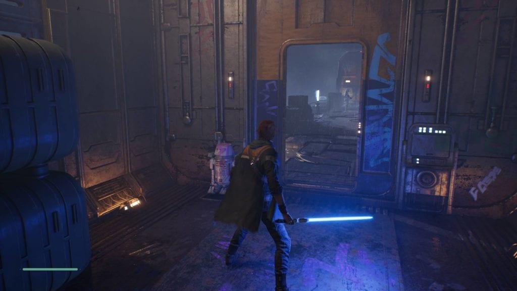 Star Wars Jedi: Fallen Order_lightsaber
