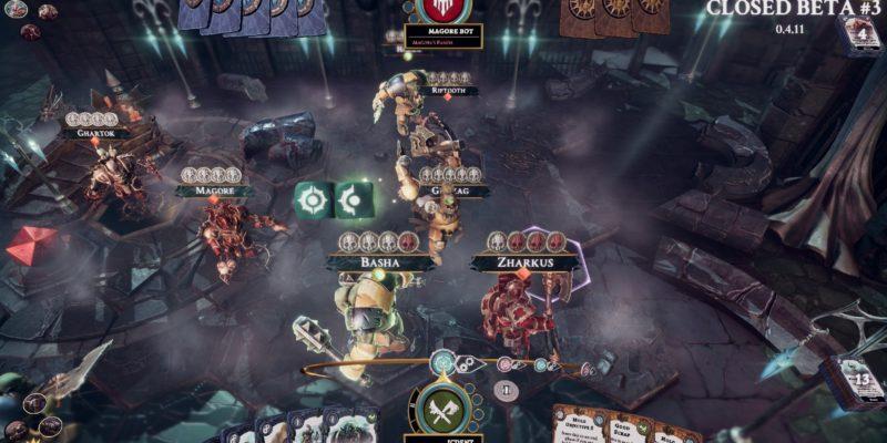 Warhammer Underworlds: Online preview