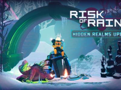 Risk of Rain 2 Hidden Realms