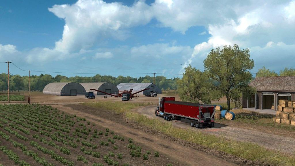 American Truck Simulator Idaho 2