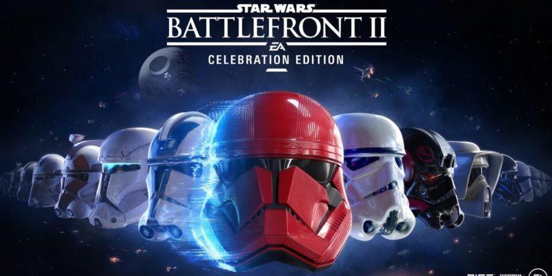 Star Wars Battlefront II Celebration Edition The Rise of Skywalker content