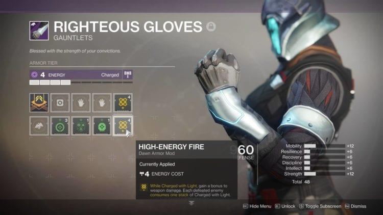 Dawn Armor