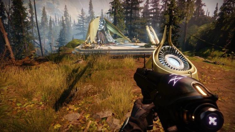 Destiny 2 Season Of Dawn Obelisks Guide Tangled Shore, Edz, Nessus, Mars Timelost Weapons Light Charge Mods Edz