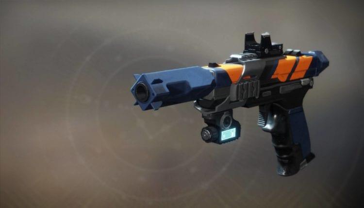 Destiny 2 Season Of Dawn Ritual Weapons Guide Buzzard Sidearm Vanguard Strikes