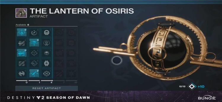 Destiny 2 Season Of Dawn Reveal Trailer Exotics Sundial Obelisk Lantern Of Osiris Artifact