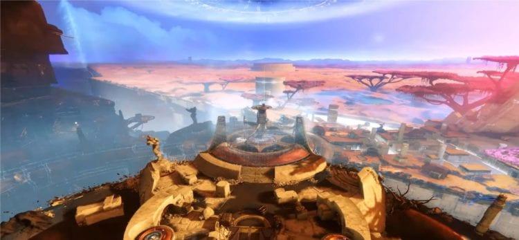 Destiny 2 Season Of Dawn Reveal Trailer Exotics Sundial Obelisk Mercury Sundial