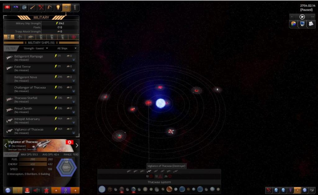 Distant Worlds Sneak Peek Stream 7