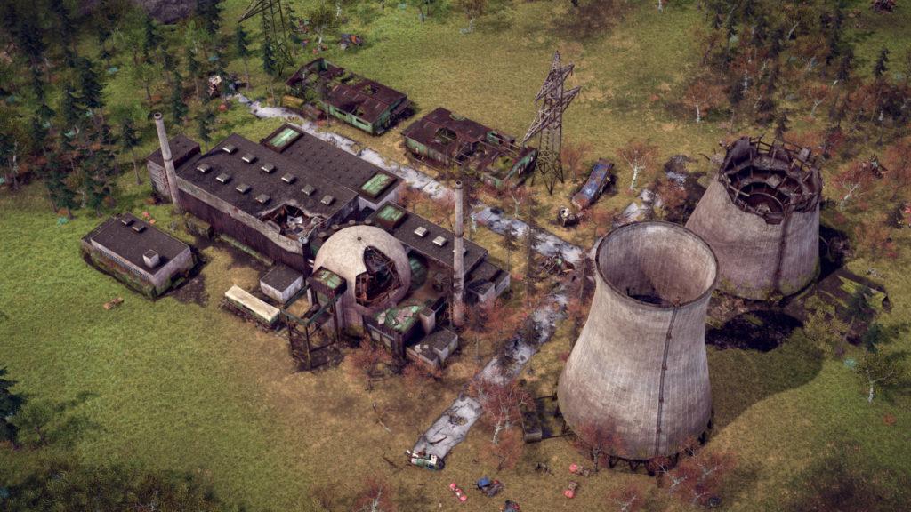 Endzone Powerplant
