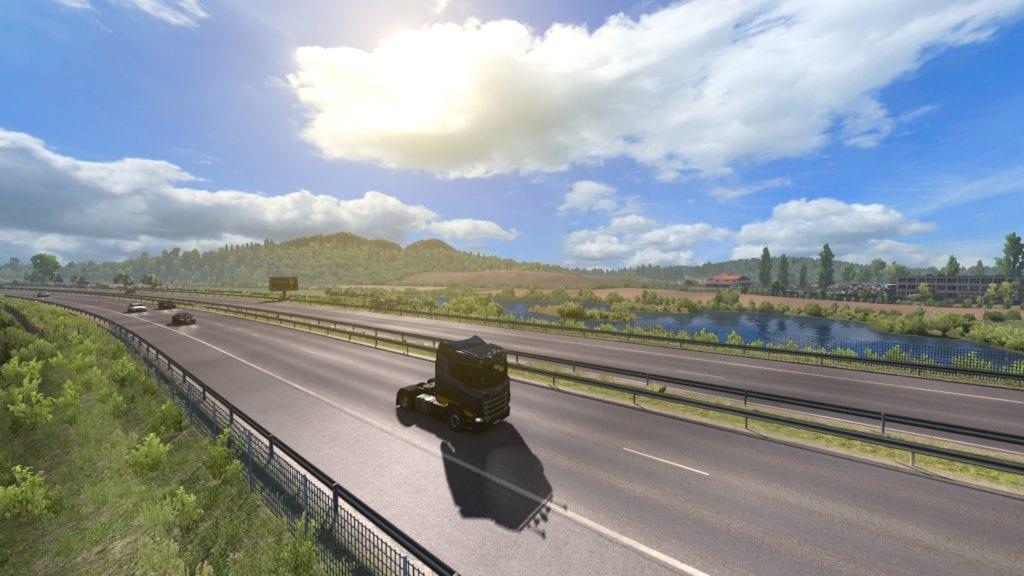 ETS2 Bulgaria Highway 2