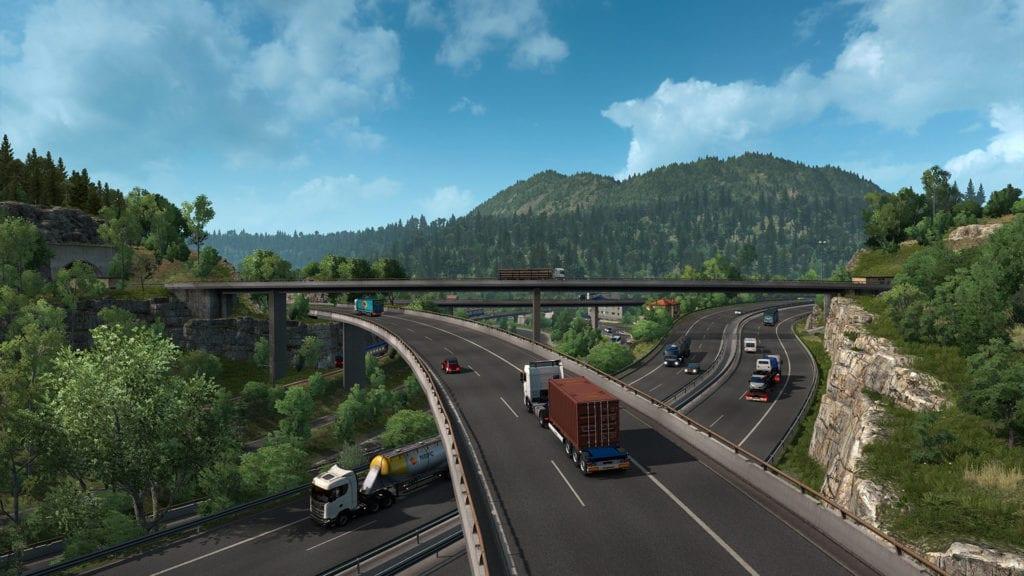 Euro Truck Simulator 2 Iberia 2