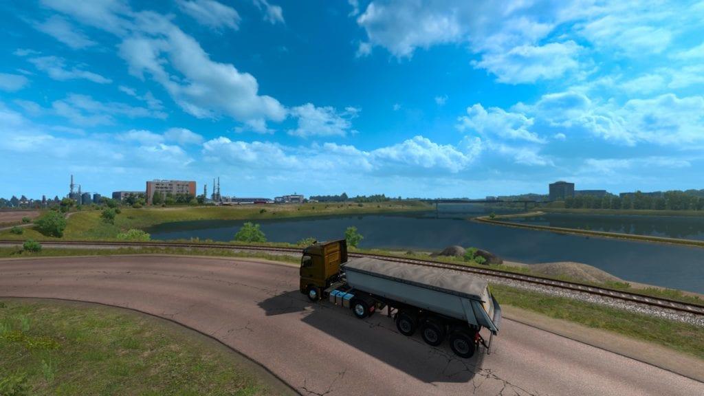 Euro Truck Simulator 2 Romania Haul