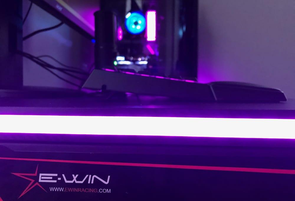 Ewin 2.0 Rgb Gaming Desk 2
