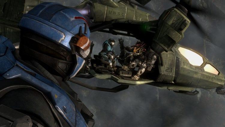 Halo Reach Pc Technical Review Graphics Comparison 1 Enhanced 1080p