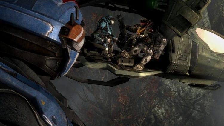 Halo Reach Pc Technical Review Graphics Comparison 1 Enhanced High
