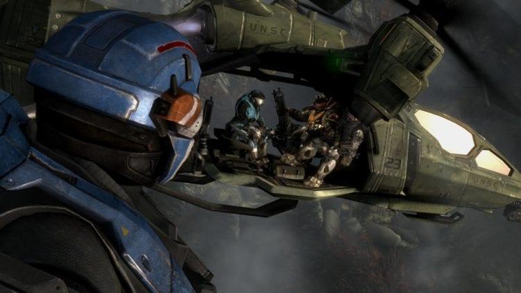 Halo Reach Pc Technical Review Graphics Comparison 1 Performance Low