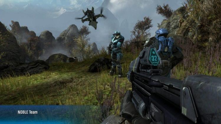 Halo Reach Pc Technical Review Graphics Comparison 2 Original Med