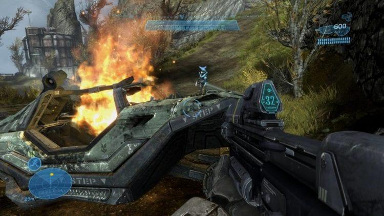 Halo Reach Pc Technical Review Graphics Comparison 3 Original Med