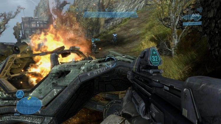 Halo Reach Pc Technical Review Graphics Comparison 3 Performance Low