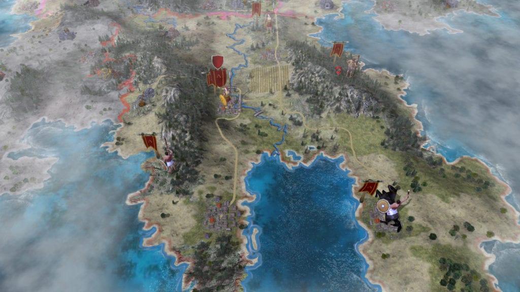 Imperiums Greek Wars Armies