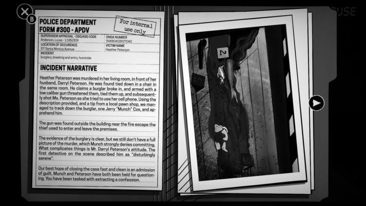 Interrogation File