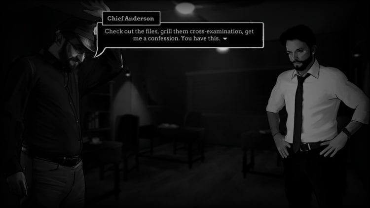 Interrogation You Got This