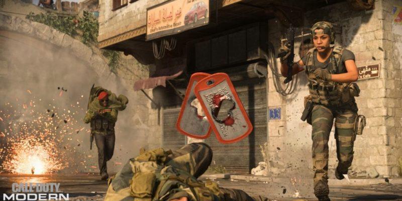 Modern Warfare Grind December 31 update