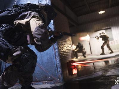 Call of Duty: Modern Warfare Season One 1.10 live