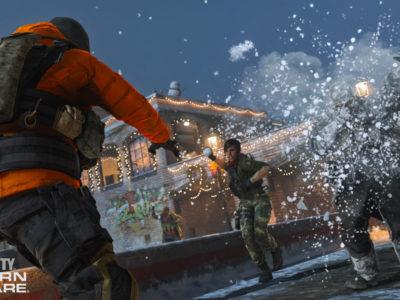 Modern Warfare update adds Shoot the Ship, Drop Zone, Snowfight