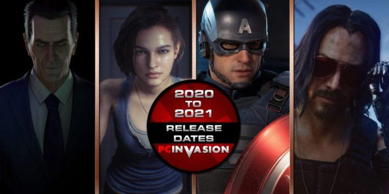 Pci 2020 2021 Release Dates