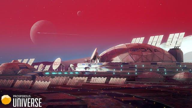 Prosperous Universe Expanse