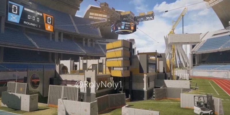 Rainbow Six Siege Stadium Leak