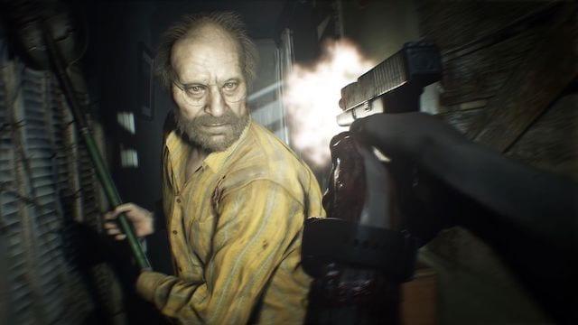 Resident Evil 7 sales