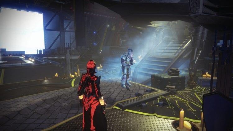 Saint-14 Saint 14 Return To Tower Destiny 2 Season Of Dawn Tower Location Bounties And Dawning