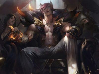 League of Legends Sett