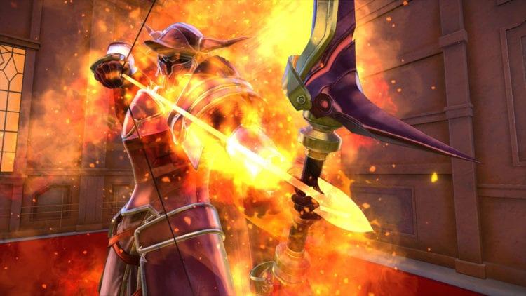 Sword Art Online Alicization Lycoris Deusolbert Synthesis Seven