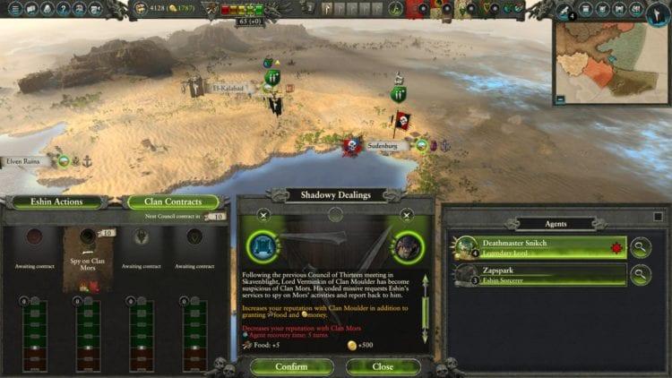Tww2 Ds Clan Mission 1