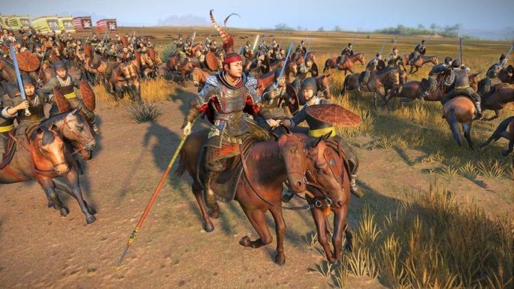 Total War Three Kingdoms Lu Bu 1