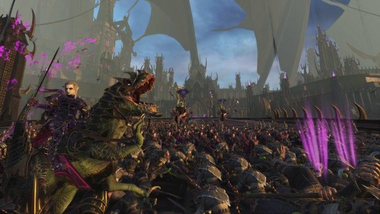 Total War Warhammer 2 The Shadow & The Blade Malus Darkblade Hag Graef Tzarkan Guide Black Ark Vs Skaven