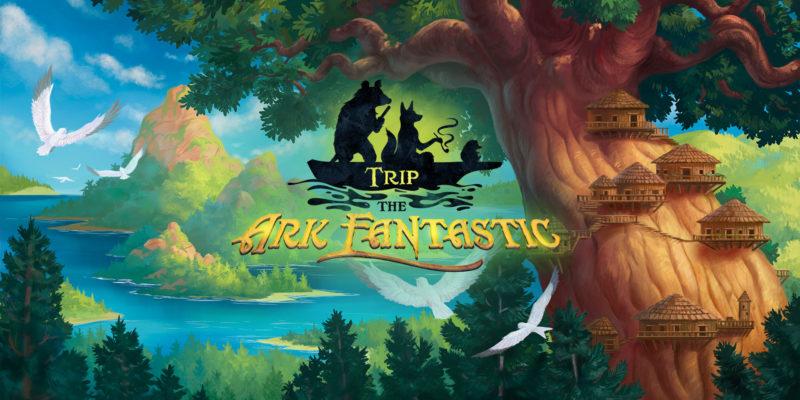 Trip The Ark Fantastic Teaser Trailer