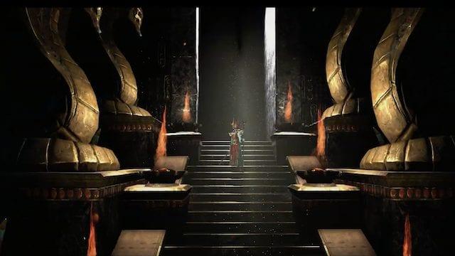 Warhammer Chaosbane Tomb Kings DLC