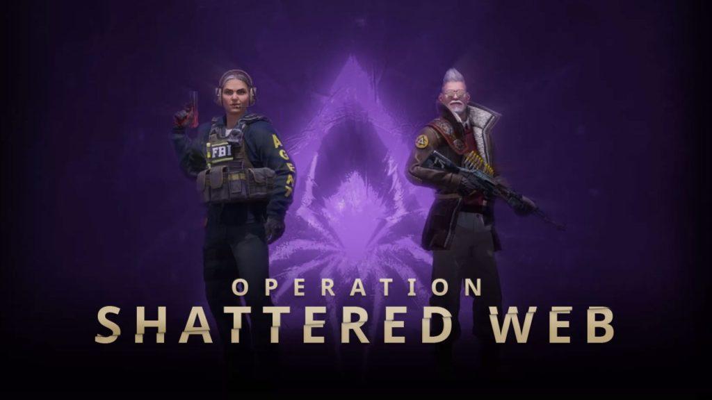 CS:GO Operation Shattered Web
