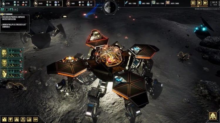 Dark Moon Announcement Trailer Mechaplex
