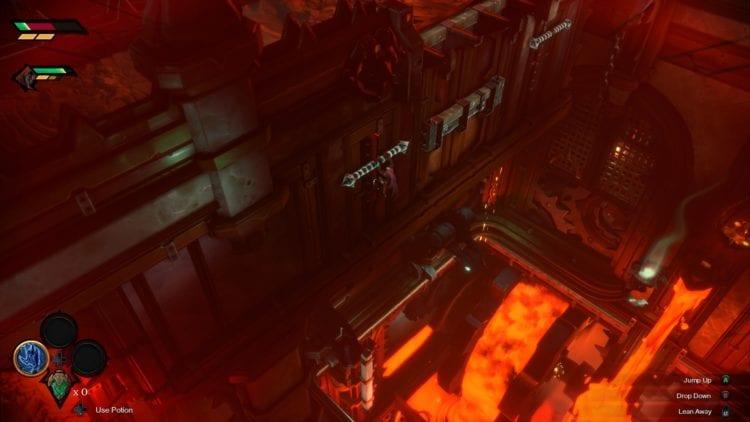 Darksiders Genesis review PC climbing