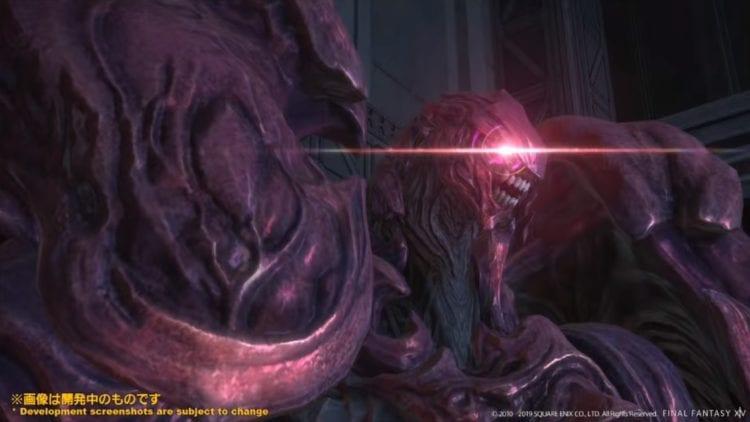 Final Fantasy 14 Ruby Weapon