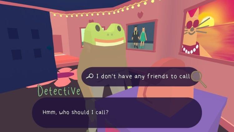 Frog Detective 2 Phone